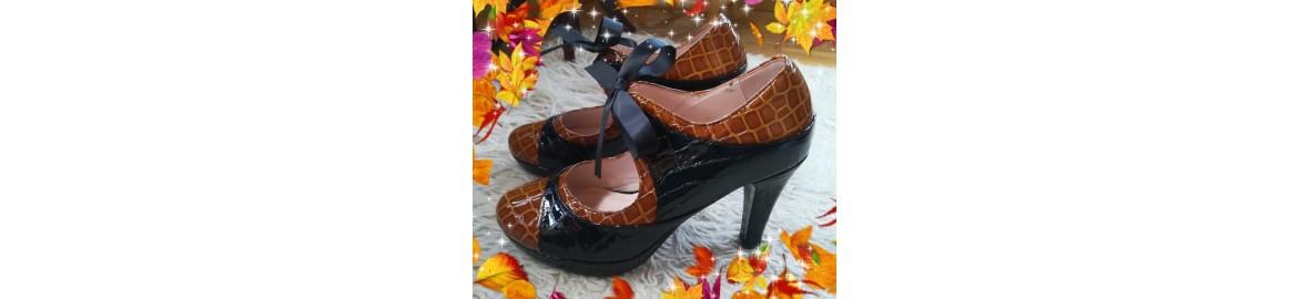 Los zapatos más originales y cómodos para trabajar y de fiesta