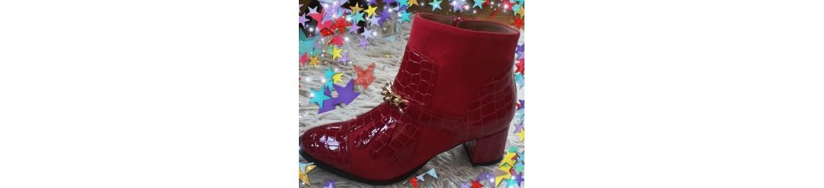 Zapatos tacón medio cómodos para trabajar o de fiesta verano 2019